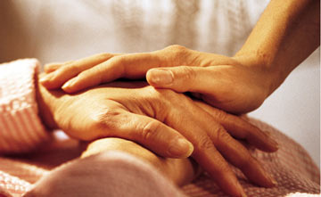 Aomatherapy Works aromatics can be effective in palliative care and times of change
